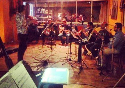 Recording 2014